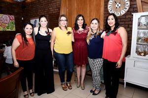 28102016 Mariana, Gloria, Pilar, Marisol, Yusdi y Daniela.