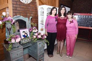 28102016 María, Marisol y Celina.