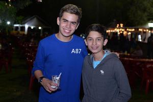 Daniel y Ale