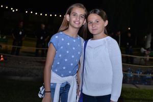 Priscila y Daniela