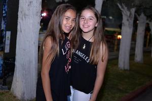 Skarlette e Isabella