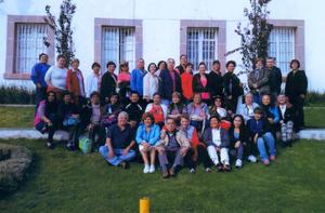 29102016 Laguneros paseando en el Estado de México en días pasados.