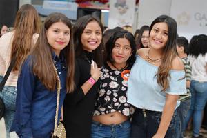 30102016 Tania, Brisa, Ana Karen y Brenda.