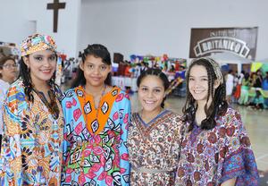 31102016 Abi, Karime, Evelyn y Susy.