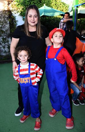 01112016 Lorena, Matías y Nicolás Carmona.