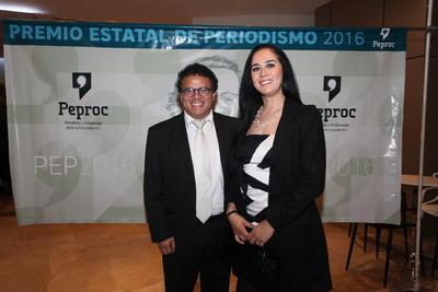 El evento fue organizado Periodistas y Profesionales de la Comunicación (Peproc) y reunió tanto a periodistas como a comunicadores en un ambiente agradable festivo.