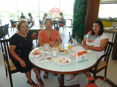03112016 Queta, Maru y Sonia.
