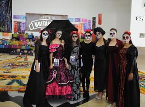 03112016 Mayte, Celeste, Marifer, Cristina, Fernanda, Isabel y Paulina.