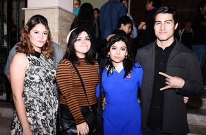 04112016 Alondra, Paola, Alejandra y Guillermo.