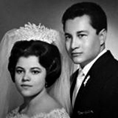 06112016 Ing. Manuel A. Portillo Borunda y su esposa, Josefina González de Portillo, quienes contrajeron nupcias en 1963 en la Catedral de Guadalupe en Gómez Palacio, Dgo.