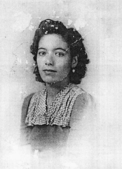 06112016 Carlota Torres Montelongo el 4 de noviembre de 1922.