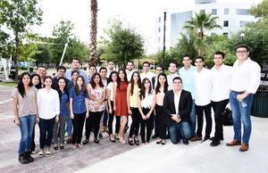 06112016 SEMANA DE APRENDIZAJE.  Alumnos del Tecnológico de Monterrey Campus Laguna.