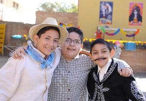 07112016 Iván, Marco y Maximiliano.