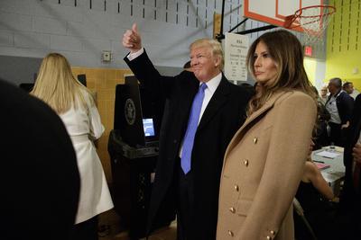 Donald Trump contiende en una de las elecciones más importantes de la historia.