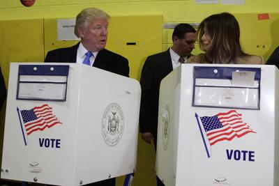 El republicano asentó que su popularidad fue además impulsada por la serie de actos de campaña realizados en los últimos días, en donde reunió a entre 20 mil y 31 mil personas. Su acto de campaña más concurrido, sin embargo, fue en agosto, y reunió a unas 30 mil personas.