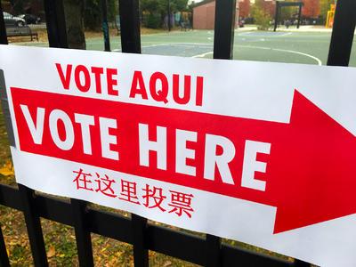 Se apoya para que nadie se quede sin votar.