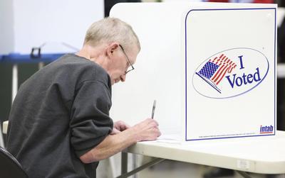 Estados Unidos vive una histórica jornada electoral.