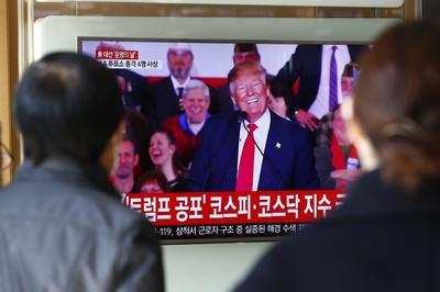 El mundo entero siguió las elecciones de Estados Unidos.