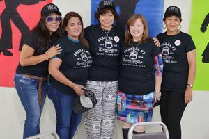 09112016 Mary, Julieta, Lucy, Angélica y Yolanda.
