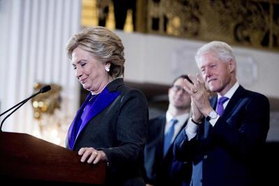 Hillary Clinton rompió el silencio tras el resultado electoral desfavorable del 8 de noviembre.