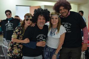 09112016 Maricruz, Ricardo, Eva y Rubén.
