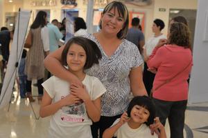 09112016 Andrea, Claudia y Daniela.