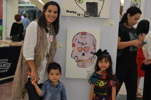 09112016 Liliana, Tere, Juan José y Violeta.