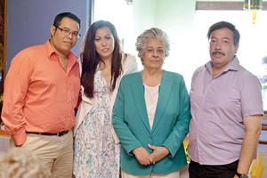10112016 EN FAMILIA.  Juan Luis, Ana Celia, Celia y Gerardo.