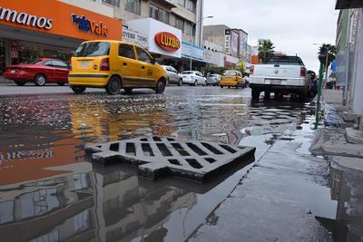 El Centro de Torreón se encuentra abandonado y en pésimas condiciones.
