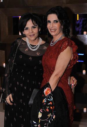 Marcela y Ana Laura