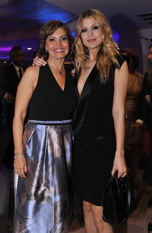 Nuri Ramos y Mariana Bayón