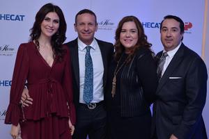 Sonia, Alberto, Mayra y Pepe