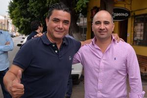 Alejandro y Arturo