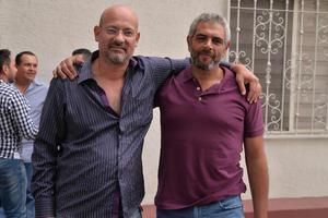 Eduardo y Michel
