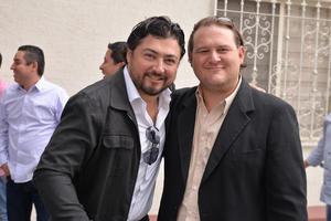 Enrique y Ramón