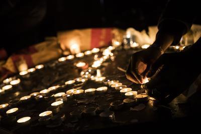 El Estado Islámico atacó ante el Stade de France, cinco bares y restaurantes del este de París y el Bataclán.