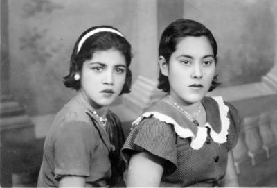 13112016 Rosa Villa y compañía, en 1936.