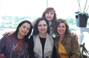 14112016 Perla, Marisol, Maty y Pilar.