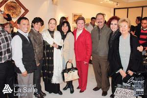 13112016 ASISTEN A PRESENTACIóN.  Ángel, Cecy, Maestra Viola Trigo, Conchita, Luz Olivia, Jaime, Ivonne y Aurorita.