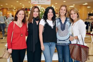 13112016 AMIGAS.  Isabel, Anabel, Marcela, Ana y Sandra.