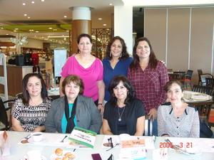 16112016 Kelly, Coco, Olga, Carmen, Sandra, Elvira y Chayo.