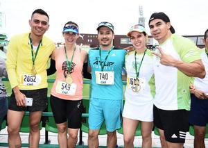 16112016 Mario, Blanca, Joselo, Vanessa y Raúl.