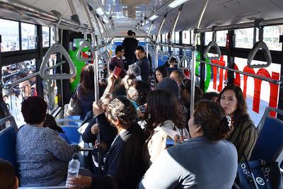 En el Metrobús Laguna se invertirán 1,500 millones de pesos, incluyendo inversión privada.