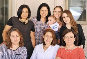 19112016 Liliana, Marcela, Lily, Betina, Rosario, Victoria, Veronica y Jenny.