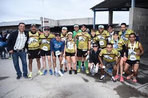 22112016 CORREDORES.  Club Galgos Team