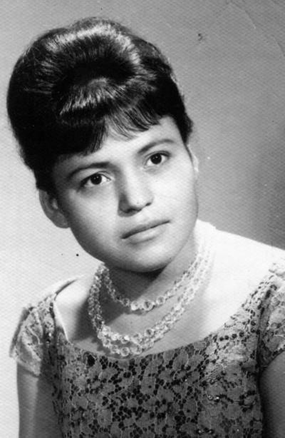 20112016 Socorro Rodríguez en 1962.