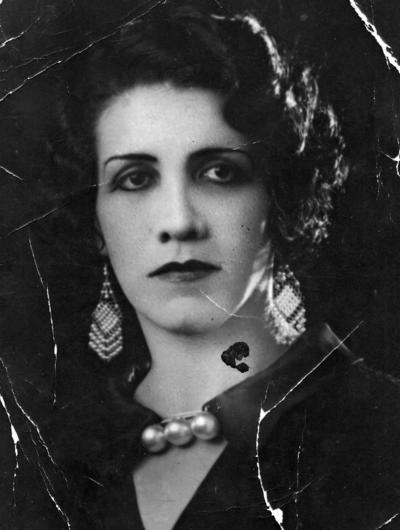 20112016 Sra. Guadalupe Nájera Rivas (f) en 1910.