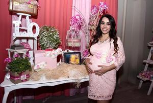 20112016 SERá MAMá PRONTO.  Yerelin Galarza en su baby shower.