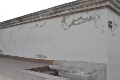 La obra tuvo un costo de 70 mdp e incluyó trabajos en la biblioteca, un mirador y acciones de rehabilitación en el perímetro y fachadas del centro turístico como el Callejón Florida y el Callejón Nogal.