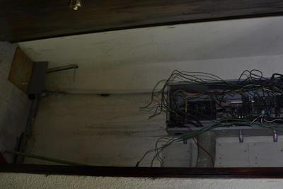 El mirador permanece cerrado ya que no existen condiciones para volver a abrirlo.